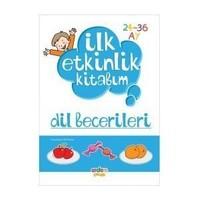 Erdem Yayınları İlk Etkinlik Kitabım Dil Becerileri
