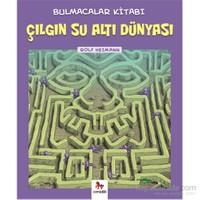 Çılgın Su Altı Dünyası - Bulmacalar Kitabı - Rolf Heimann