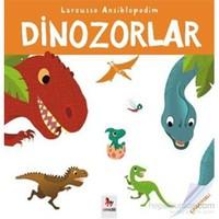Larousse Ansiklopedim - Dinozorlar - Valerie Guidoux