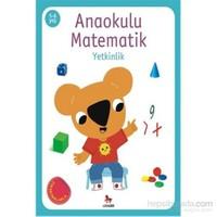 Anaokulu Matematik-Yetkinlik 5-6 Yaş Çıkartmalarla