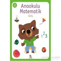 Anaokulu Matematik-Giriş Çıkartmalarla 3-4 Yaş-Kolektif