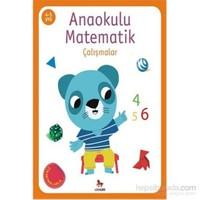 Anaokulu Matematik-Çalışmalar 4-5 Yaş Çıkartmalarla
