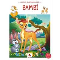 Klasikler (Çıkartmalarla) Dizisi: Bambi