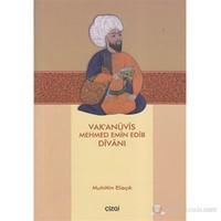Vak'anüvis Mehmed Emin Edib Divanı