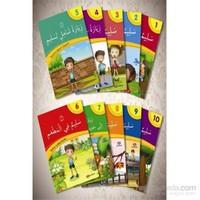 İmam Hatip Ortaokulu 5. Sınıf Arapça Hikaye Seti 10 Kitap - Münevvere Kocaer