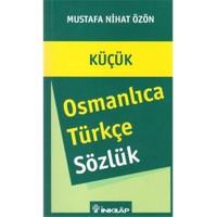 Osmanlıca Türkçe Sözlük Küçük