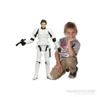 Star Wars Han Solo Stormtrooper Dev Figür 80 Cm