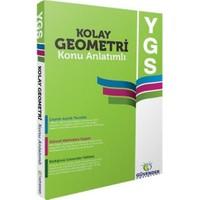 Güvender Yayınları Ygs Kolay Geometri Konu Anlatımlı