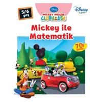 Mickey İle Matematik 5-6 Yaş