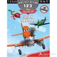 Uçaklar - Uçan Sayılar 1-2-3 Faaliyet Kitabı-Kolektif