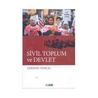 Sivil Toplum Ve Devlet-Gökhan Tuncel