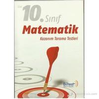 Biltest 10. Sınıf Matematik Kazanım Tarama Testleri