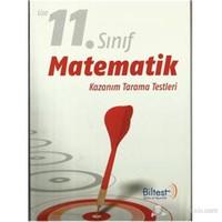 Biltest 11. Sınıf Matematik Kazanım Tarama Testleri