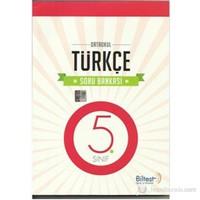 Biltest 5. Sınıf Türkçe Soru Bankası