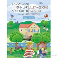 Yaşamdan Günlük Sözcükler – Almanca-Kolektif
