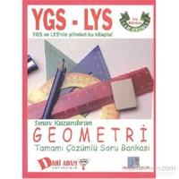 Dahi Adam YGS-LYS Sınav Kazandıran Geometri Tamamı Çözümlü Soru Bankası