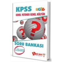 Dahi Adam KPSS 2017 Lisans Genel Yetenek Genel Kültür Soru Bankası