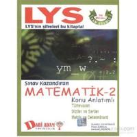 Dahi Adam LYS Sınav Kazandıran Matematik-2 Konu Anlatımlı