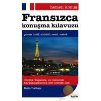 Hemen Konus Fransızca Konuşma Kılavuzu - Metin Yurtbaşı
