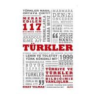 Türkler - Merak Edilen 117 Bilimsel Soru-Önay Yılmaz