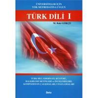 Türk Dili I