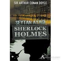 Şeytan Ayağı Sherlock Holmes-Cep Boy