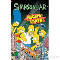 Simpsonlar - Hücum Vakti-Matt Groening