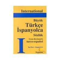 İnternational İspanyolca Sözlük