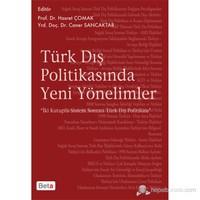 Türk Dış Politikasında Yeni Yönelimler-Caner Sancaktar
