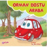 Orman Dostu Araba (6 Parça Yapboz + Hikaye)