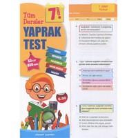 7. Sınıf Tüm Dersler Yaprak Test-Kolektif