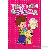 Eğlenceli Boyama Dizisi 3: Ton Ton Boyama