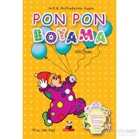Eğlenceli Boyama Dizisi 5: Pon Pon Boyama