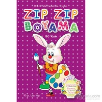Eğlenceli Boyama Dizisi 2: Zıp Zıp Boyama