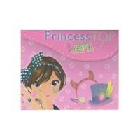 Princess Top Funny:Make Up Pembe