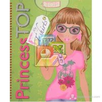 Princess Top My T-Shirts - Yeşil-Kolektif