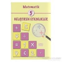 Matematik 5 - Geliştiren Etkinlikler