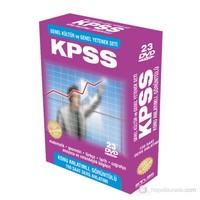 Atlas KPSS Genel Kültür ve Genel Yetenek Seti 23 Dvd + 10 Kitap (Tüm Adaylar İçin)