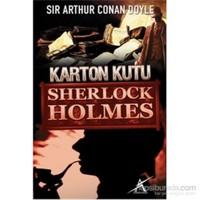 Karton Kutu Sherlock Holmes-Cep Boy