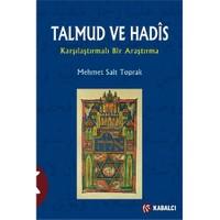 Talmud ve Hadis - Mehmet Sait Toprak