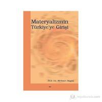 Materyalizmin Türkiye'ye Girişi