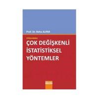 Uygulamalı Çok Değişkenli İstatistiksel Yöntemler - C. Reha Alpar