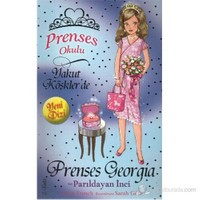 Prenses Okulu 15 Prenses Georgia ve Parıldayan İnci - Vivian French
