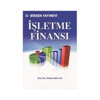 İşletme Finansı-Mehmet Bolak