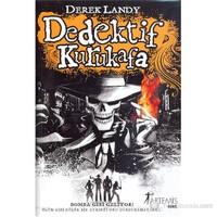Dedektif Kurukafa - Bomba Gibi Geliyor (Ciltli) - Derek Landy