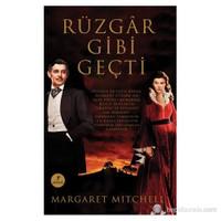 Rüzgar Gibi Geçti - Margaret Mitchell