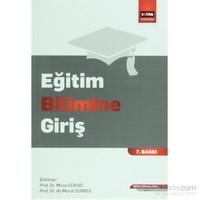 Eğitim Bilimine Giriş-Muhsin Hesapçıoğlu