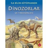 İlk Bilim Kütüphanem - Dinozorlar Ve Tarih Öncesi - Nicholas Harris