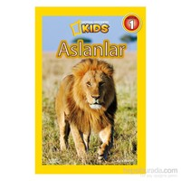 National Geographic Kids: Aslanlar