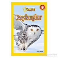 National Geographic Kids: Baykuşlar-Laura Marsh